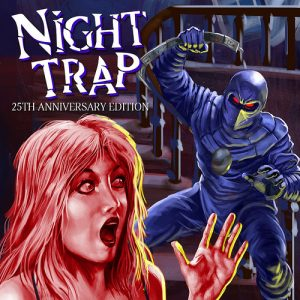 Action, Digital Pictures, FMV, Limited Run Games, Night Trap, Night Trap – 25th Anniversary Edition, Night Trap – 25th Anniversary Edition Review, Playstation 4 Review, PS4, Review, Puzzle, Rating 7/10, Screaming Villains, SEGA, PS4 Review, Tec Toy, Vampires, Virgin Interactive