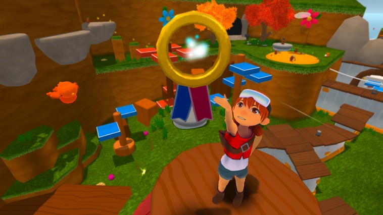 3D, Action, Action & Adventure, adventure, Maximum Games, Platformer, Poi, Poi Review, PolyKid, Xbox One, Xbox One Review