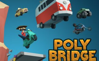 Building, Dry Cactus, Education, indie, PC, PC Review, physics, Poly Bridge, Poly Bridge Review, Puzzle, sandbox, simulation
