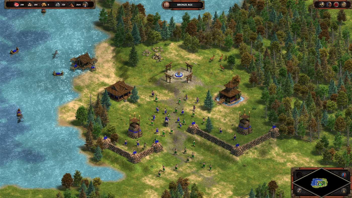 Age of Empires: Definitive Edition Review   Bonus Stage