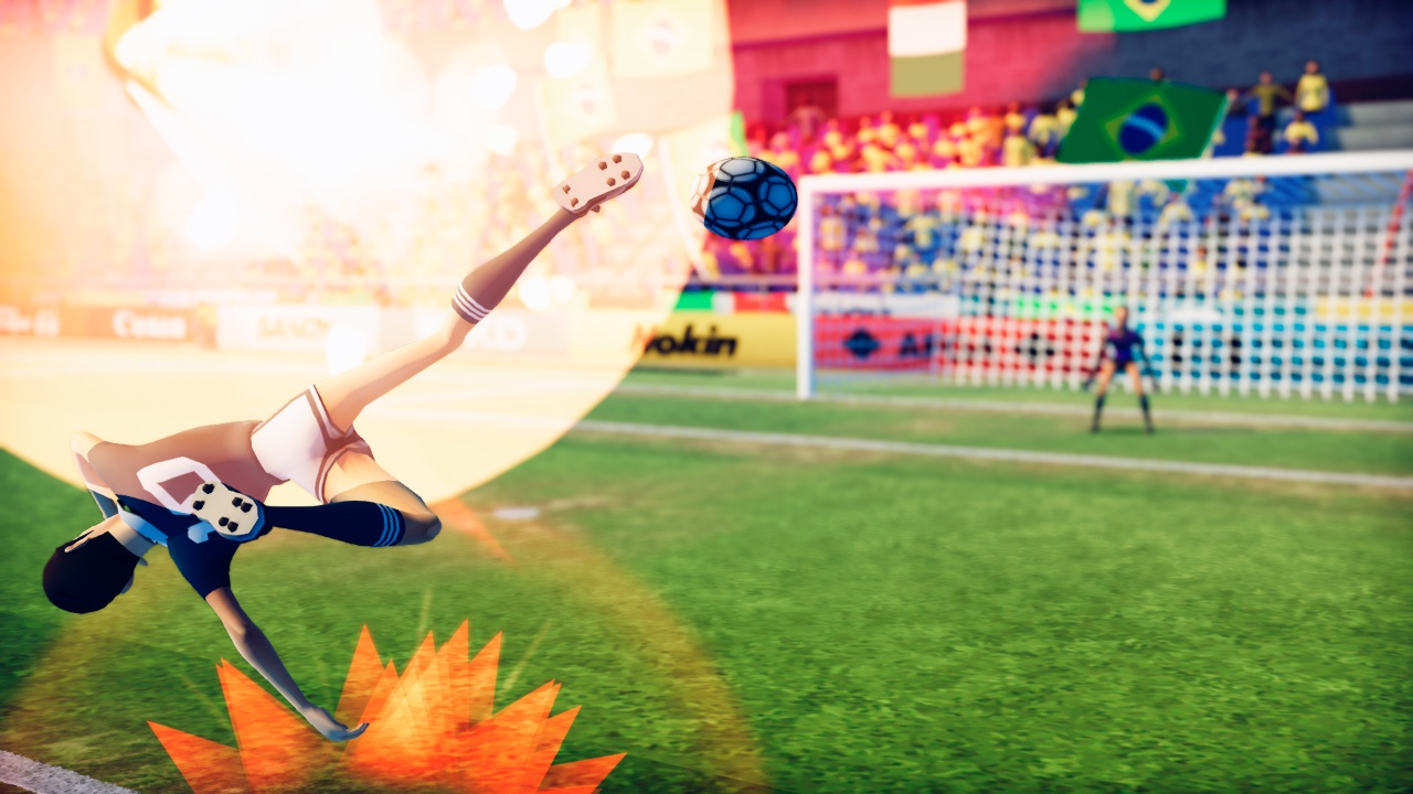 arcade, eclipse games, Football, indie, Legendary Eleven, Legendary Eleven Review, local multiplayer, soccer, Sports, Xbox One, Xbox One Review