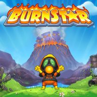Burnstar Review, Burnstar, Review, action, gearbox publishing, nerve software, nintendo switch review, puzzle, switch review,