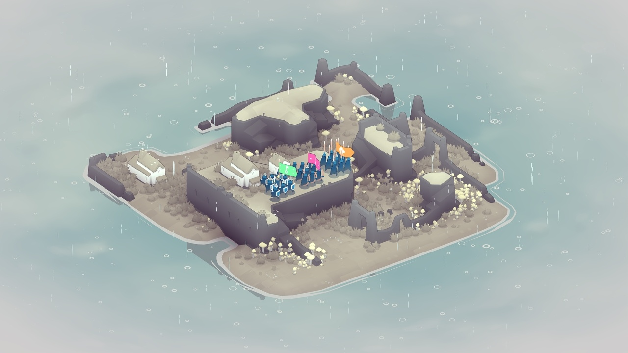 Action, Bad North, Bad North Review, General, indie, Nintendo Switch Review, Plausible Concept, Rating 9/10, Raw Fury, Real-Time, Roguelike, roguelite, strategy, Switch Review