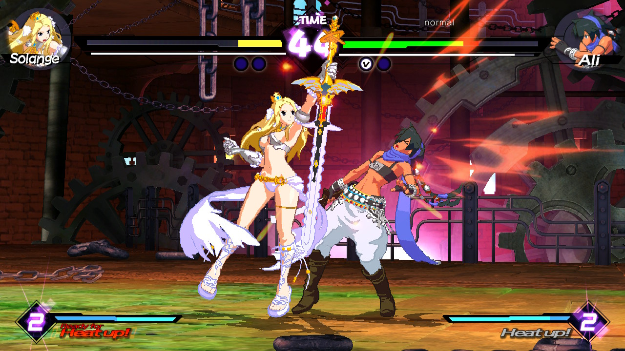 2D, Action, anime, arcade, Blade Strangers, Blade Strangers Review, Fighter, Fighting, Nicalis, Nintendo Switch Review, Pikii Godo Kaisha, Rating 9/10, Studio Saizensen, Switch Review