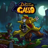 adventure, Adventure Productions, Comedy, Detective, Detective Gallo, Detective Gallo Review, Footprints Games, Mixedbag, Nintendo Switch Review, Point & Click, point and click, Rating 8/10, Switch Review
