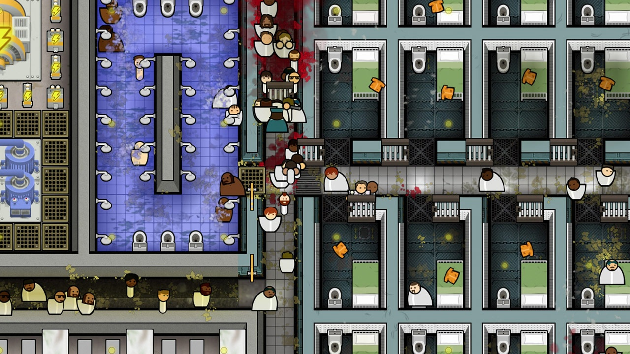 2D, Building, Double Eleven, indie, Introversion Software, management, Nintendo Switch Review, Prison Architect, Prison Architect: Nintendo Switch Edition, Prison Architect: Nintendo Switch Edition Review, Rating 7/10, simulation, strategy, Switch Review