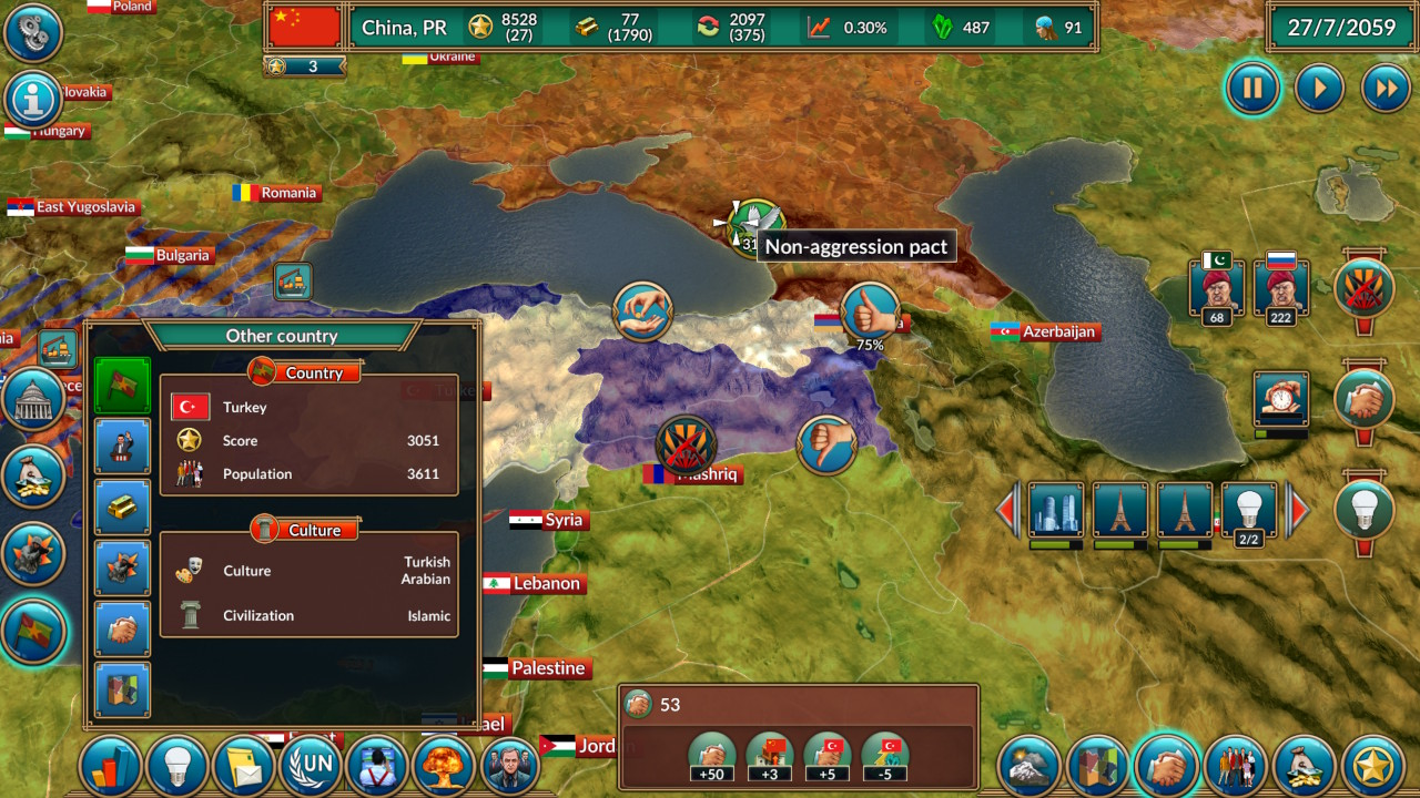 Forever Entertainment, Nintendo Switch Review, Rating 7/10, Real-Time, Realpolitiks, Realpolitiks Review, RTS, simulation, strategy, Switch Review