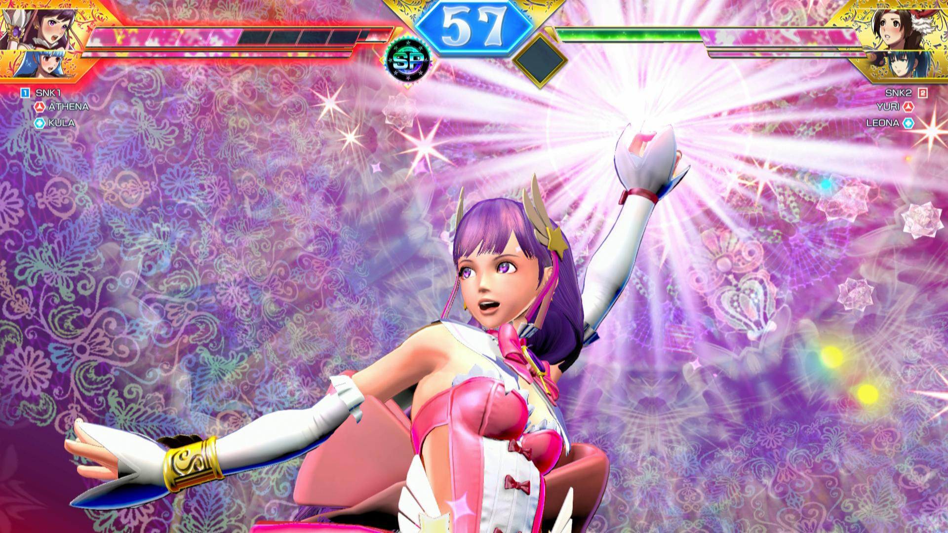 2D, Action, anime, arcade, Cute, Fighter, Fighting, Nintendo Switch Review, NIS America, Rating 8/10, SNK, SNK Corporation, SNK HEROINES Tag Team Frenzy, SNK HEROINES Tag Team Frenzy Review, SNK Playmore, Switch Review