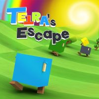 ABX Game Studios, ABX Games Studio, Action, adventure, Board Games, multiplayer, Platformer, PS Vita, PS Vita Review, PS4, PS4 Review, Puzzle, Ratalaika Games, Rating 7/10, Tetra's Escape, Tetra's Escape Review