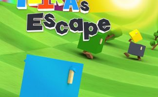 ABX Games Studio, adventure, casual, Cute, indie, PC, PC Review, Puzzle, Ratalaika Games, Rating 5/10, Tetra's Escape, Tetra's Escape Review