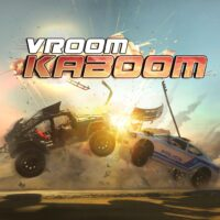Action, Combat, Free-to-play, indie, multiplayer, PS4, PS4 Review, Racing, Rating 5/10, Ratloop Games, simulation, strategy, Vehicle, VROOM KABOOM, Vroom Kaboom Review