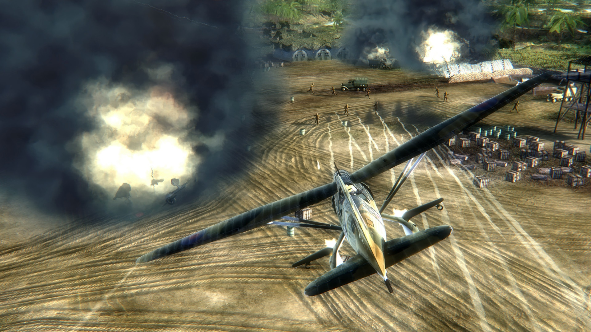 Ace Maddox, Action, arcade, Combat, flight, Flight Simulation, Flying Tigers: Shadows Over China, indie, Rating 7/10, simulation, World War II, Xbox One, Xbox One Review