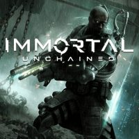 action, immortal: unchained, ps4, ps4 review, role playing game, rpg, sci-fi, shooter, sold out, toadman interactive,