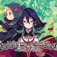 anime, Labyrinth of Refrain: Coven of Dusk, Labyrinth of Refrain: Coven of Dusk Review, Nintendo Switch Review, Nippon Ichi Software, NIS America, nudity, Rating 8/10, RPG, Sexual Content, strategy, Switch Review