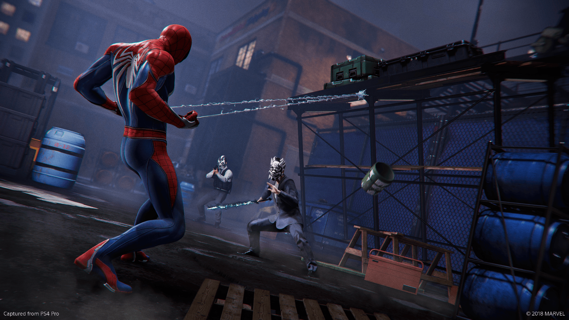 Action, adventure, Comic Book, Insomniac Games, Marvel's Spider-Man, Marvel's Spider-Man Review, PS4, PS4 Review, Rating 9/10, Sony, Sony Interactive Entertainment Europe, Spider-Man