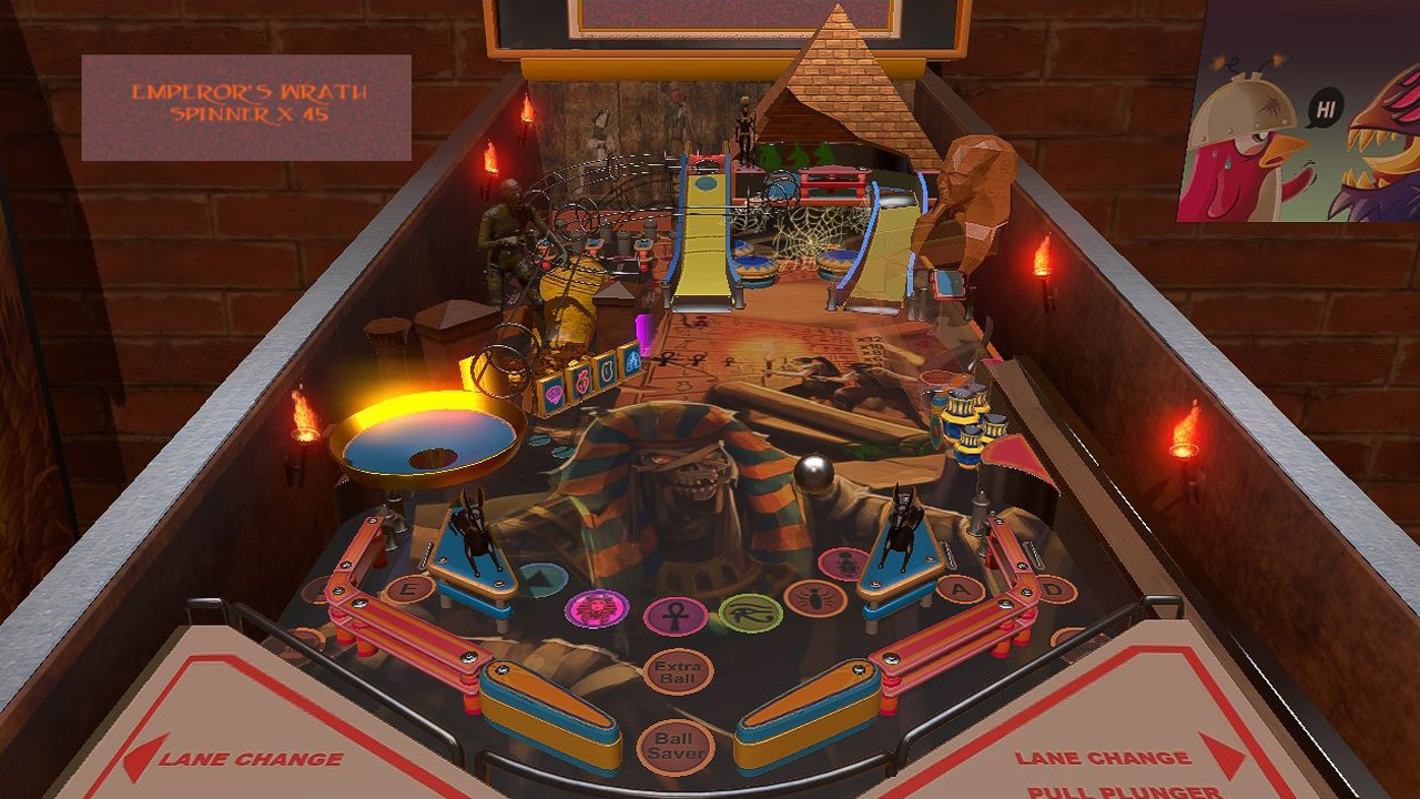 Action, arcade, EnjoyUp Games, Mummy Pinball, Mummy Pinball Review, Nintendo Switch Review, Pinball, Rating 7/10, simulation, Switch Review