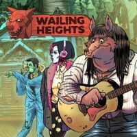2D, adventure, casual, Comic Book, indie, Outsider Games, PC, PC Review, Point & Click, point and click, Rating 5/10, Wailing Heights, Wailing Heights Review