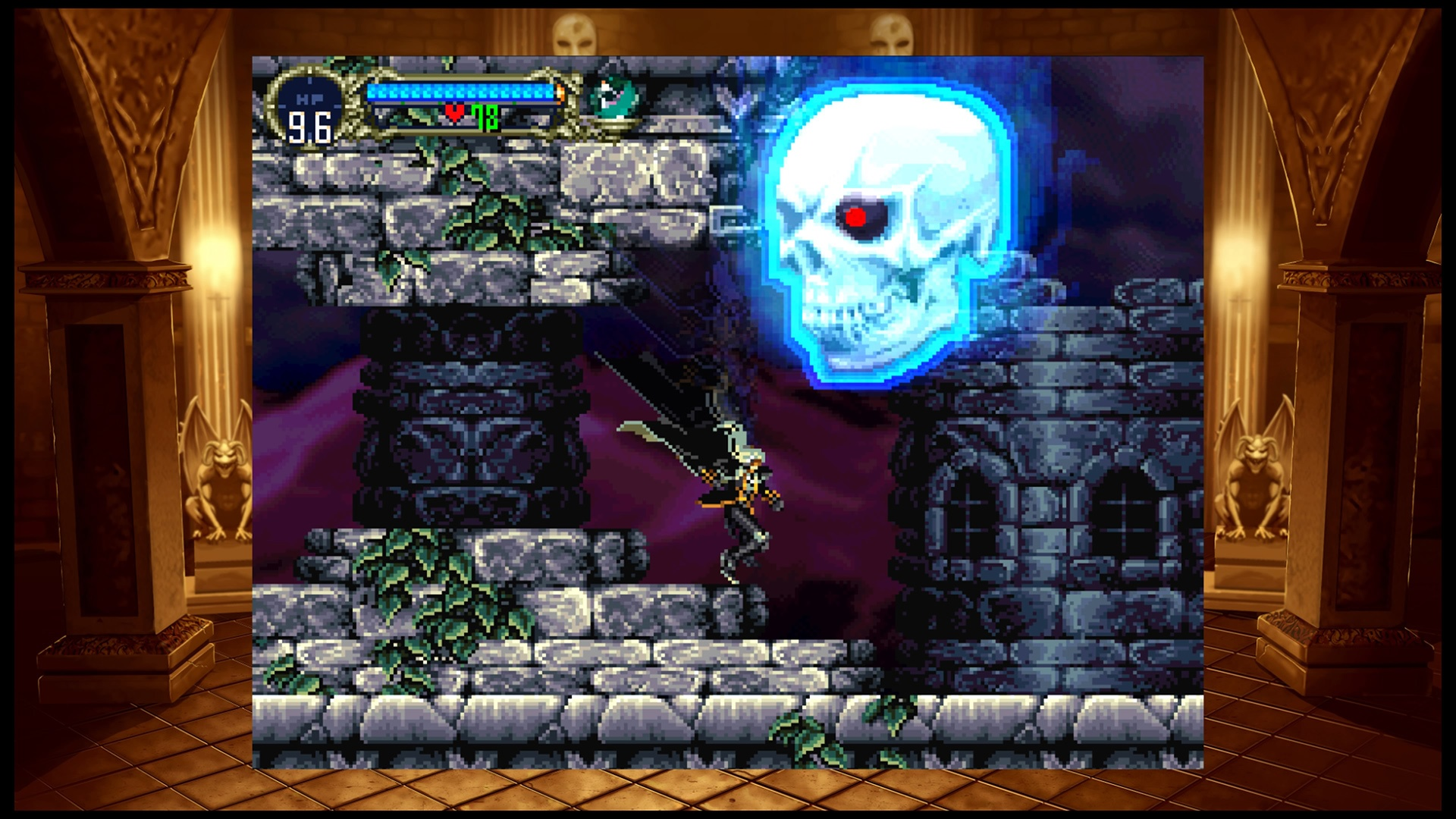 Castlevania Requiem Symphony Of The Night Rondo Of Blood Review Bonus Stage Over 5400 Video Game Reviews