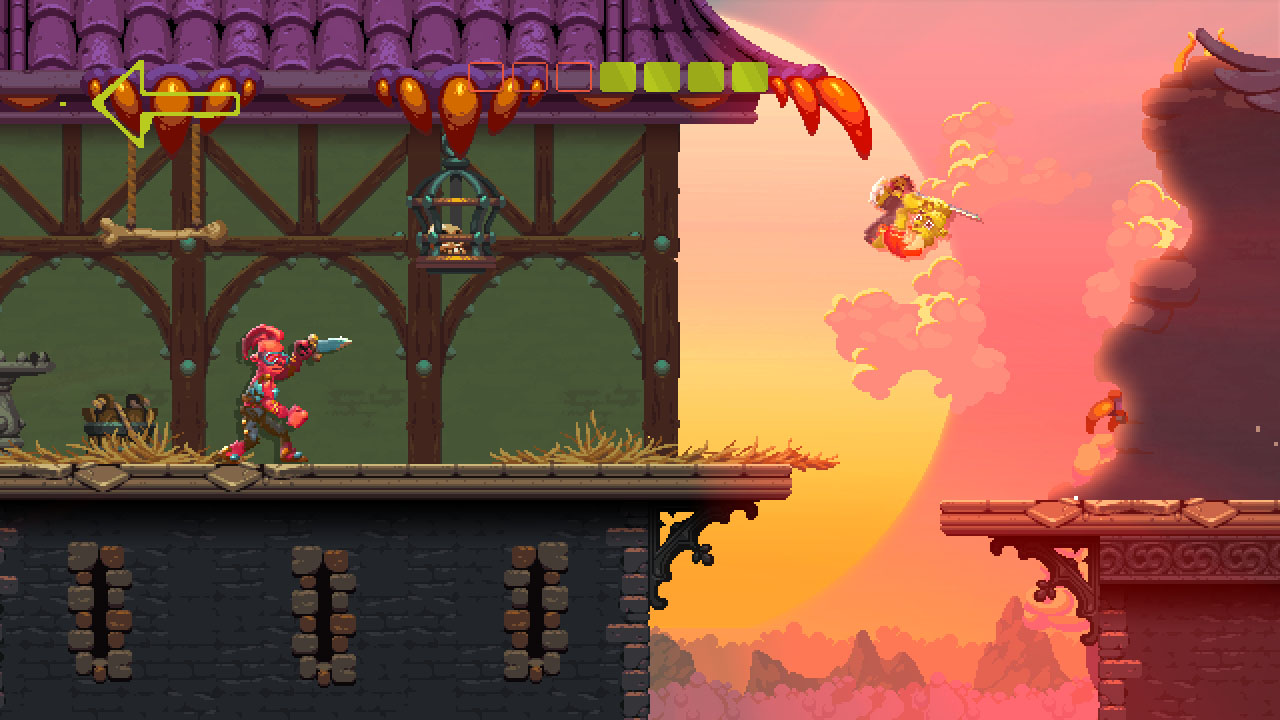 2D, Action, arcade, Beat-'Em-Up, casual, Competitive Fighting, Fighting, Funny, indie, local multiplayer, Messhof, multiplayer, Nidhogg 2, Nidhogg 2 Review, Nippon Ichi Software, party, Rating 8/10, Violent, Xbox One, Xbox One Review