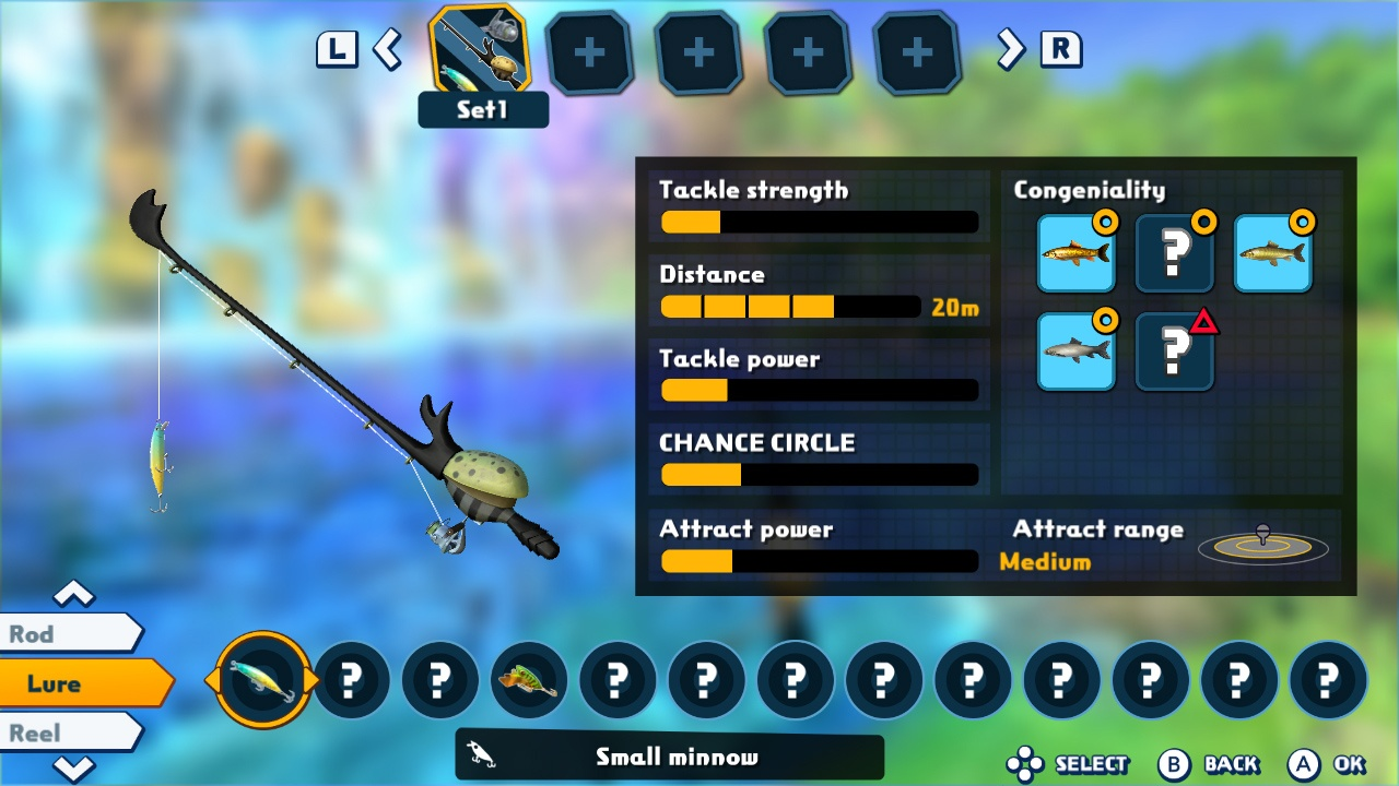 Fishing Star World Tour Review, Fishing Star World Tour, Review, Action, fishing, Fishing Star World Tour, Hunting, Nintendo Switch Review, Rating 8/10, Sports, Switch Review, WFS