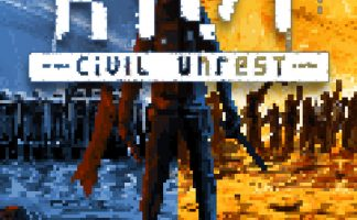 2D, indie, Merge Games, Pixel Graphics, Rating 3/10, Real-Time, RIOT Civil Unrest, RTS, simulation, strategy, Xbox One, Xbox One Review