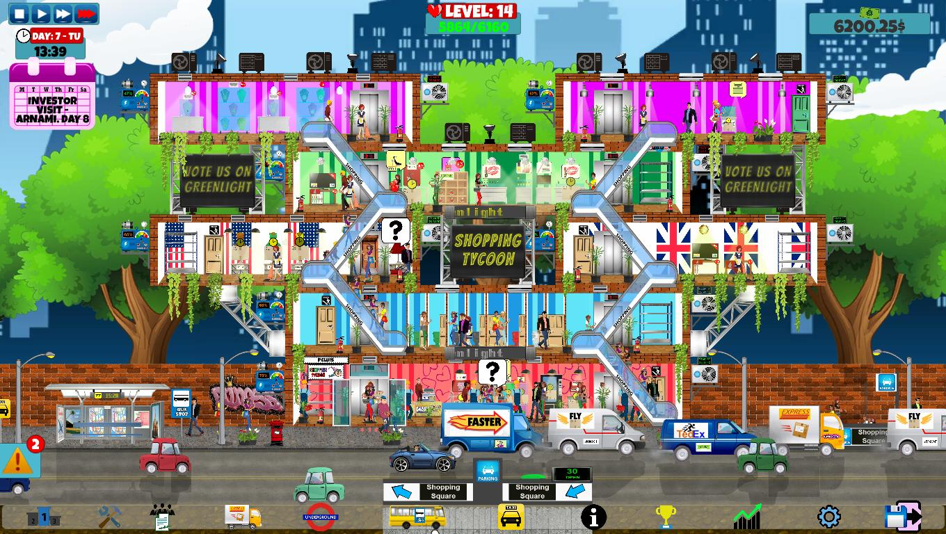 Shopping Tycoon Review Bonus Stage