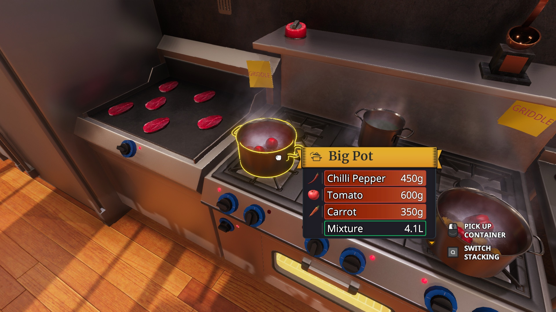 Big Cheese Studio, Cooking, Cooking Simulator, Cooking Simulator Review, Early Access, Funny, indie, PC, PC Review, physics, PlayWay S.A., Rating 7/10, Realistic, simulation, Simulator, Singleplayer