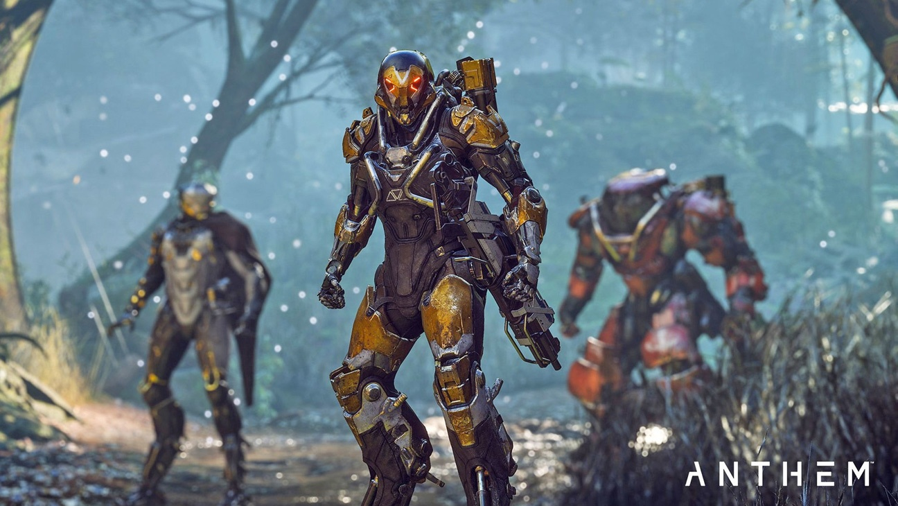 Anthem An Underrated Video Game That Will Eventually Be