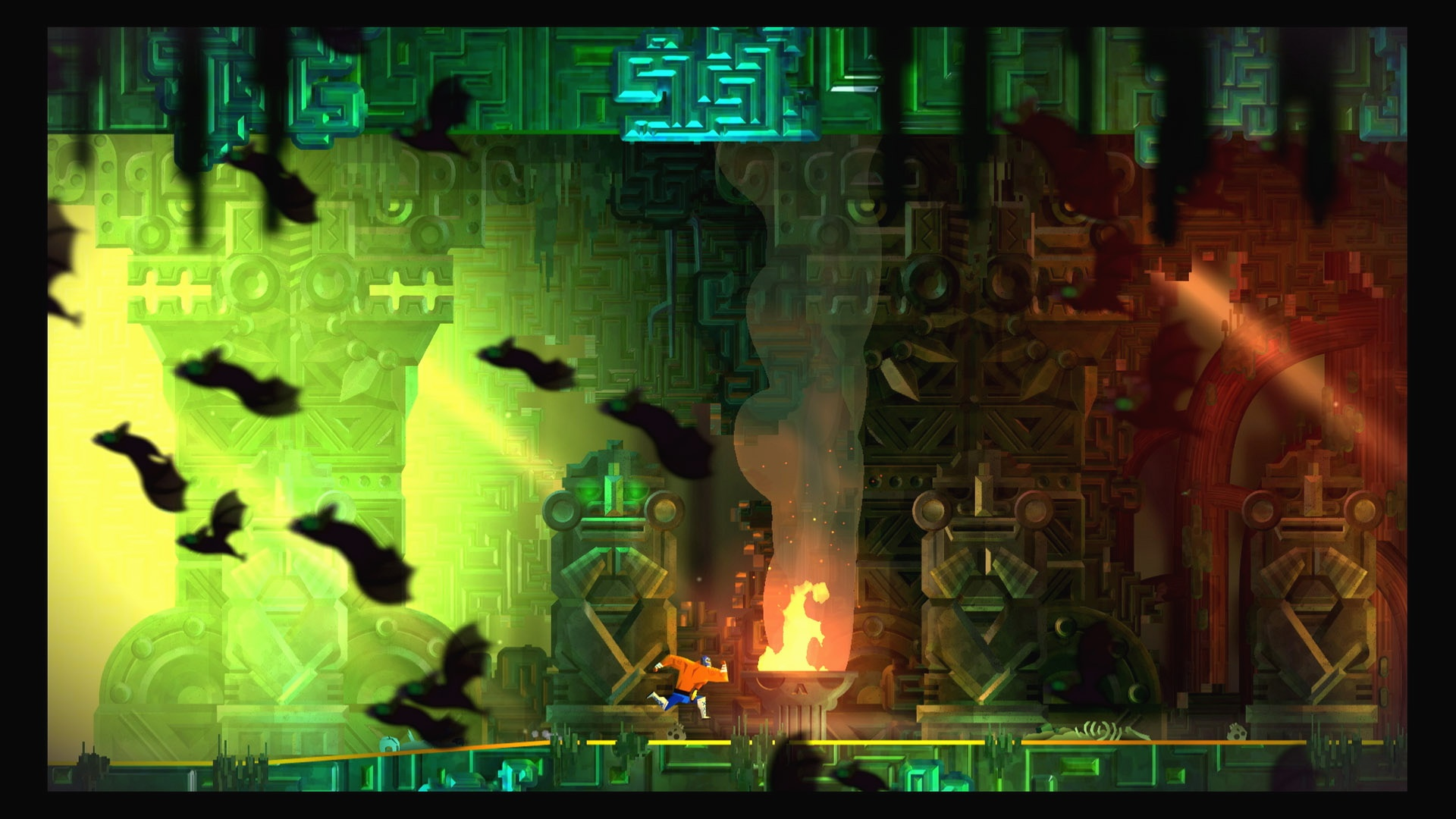 Guacamelee 2 Complete Edition Review, Guacamelee 2, Review, 2d, action, action & adventure, broken rules, drinkbox studios, guacamelee super turbo championship edition, guacamelee!, guacamelee! 2, nintendo switch review, open world, platformer, switch review, the proving grounds (challenge level), three enemigos character pack,