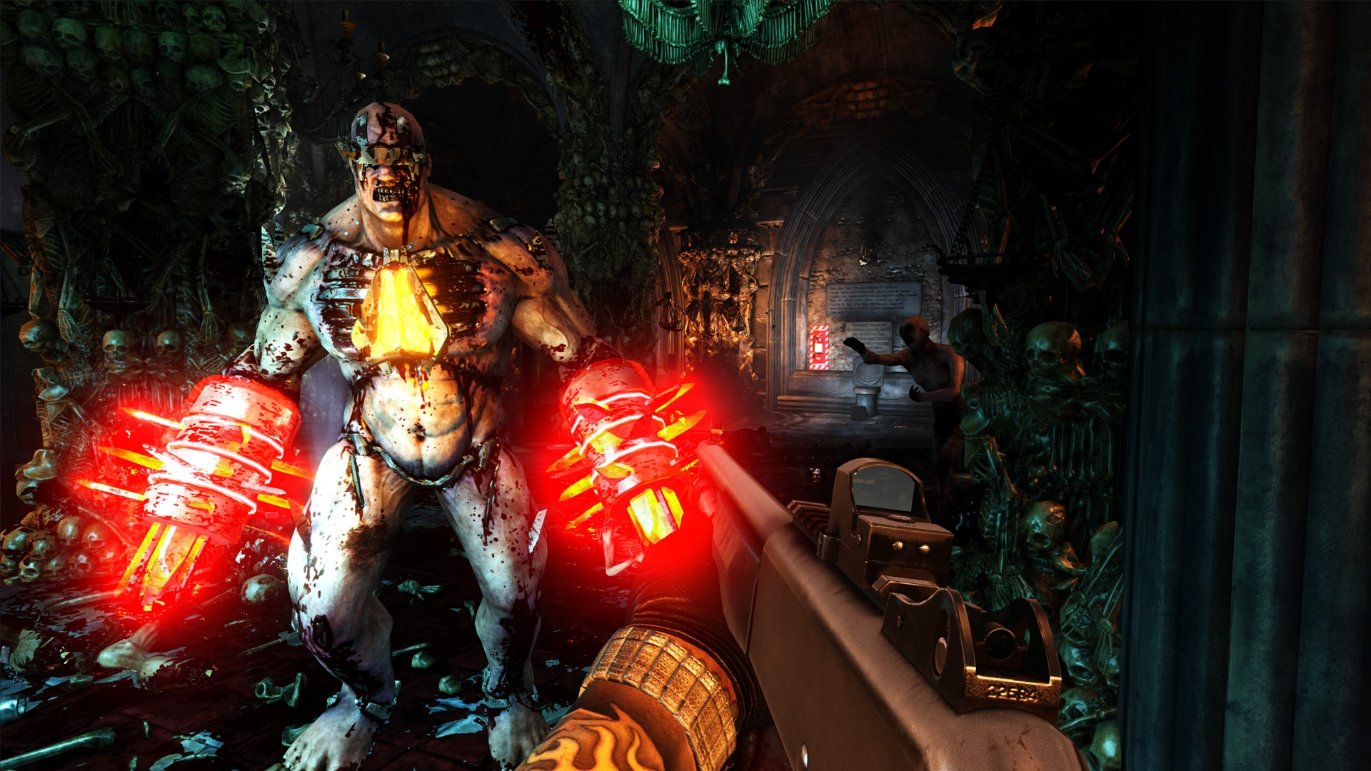 Action, adventure, Deep Silver, Horror, Killing Floor, Killing Floor 2, Killing Floor: Double Feature, Killing Floor: Double Feature Review, Killing Floor: Incursion, PlayStation VR, PS4, PS4 Review, PSVR, PSVR Review, Shooter, Tripwire Interactive