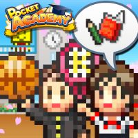 adventure, casual, Kairosoft, Nintendo Switch Review, Pocket Academy, Pocket Academy Review, Rating 4/10, simulation, strategy, Switch Review