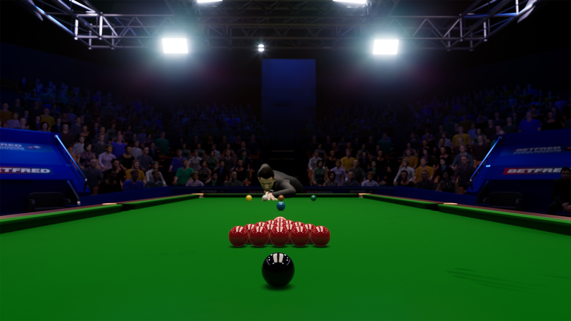 Billiards, casual, indie, Lab42, multiplayer, Nintendo Switch Review, pool, Rating 8/10, Ripstone, simulation, Snooker, Snooker 19, Snooker 19 Review, Sports, Switch Review, Video Game, Video Game Review