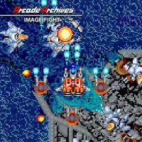 2D, Action, arcade, Arcade Archives, Arcade Archives IMAGE FIGHT, Arcade Archives IMAGE FIGHT Review, Hamster Corporation, IMAGE FIGHT, Irem, Nintendo Switch Review, Rating 9/10, Shoot 'Em Up, Shooter, Switch Review, Vertical