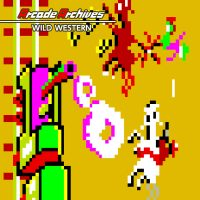 action, arcade, arcade archives, arcade archives wild western, arcade archives wild western review, hamster corporation, nintendo switch review, shoot 'em up, shooter, switch review, taito, top down, wild western,