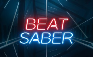 Beat Games, Beat Saber, Beat Saber Review, Family, Great Soundtrack, Hyperbolic Magnetism, indie, Music, party, Rating 8/10, Rhythm, VR