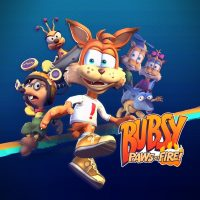 2D, 82 Apps, Accolade, Action, adventure, Bubsy: Paws on Fire, Bubsy: Paws on Fire Review, Choice Provisions, indie, Platformer, PS4, Raring 6/10, Runner, UFO Interactive