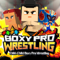 Action, Chiki-Chiki Boxy Pro Wrestling, Chiki-Chiki Boxy Pro Wrestling Review, Combat, Fighting, Individual, multiplayer, Nintendo Switch Review, Rating 4/10, Sports, Switch Review, The Pocket Company, Wrestling