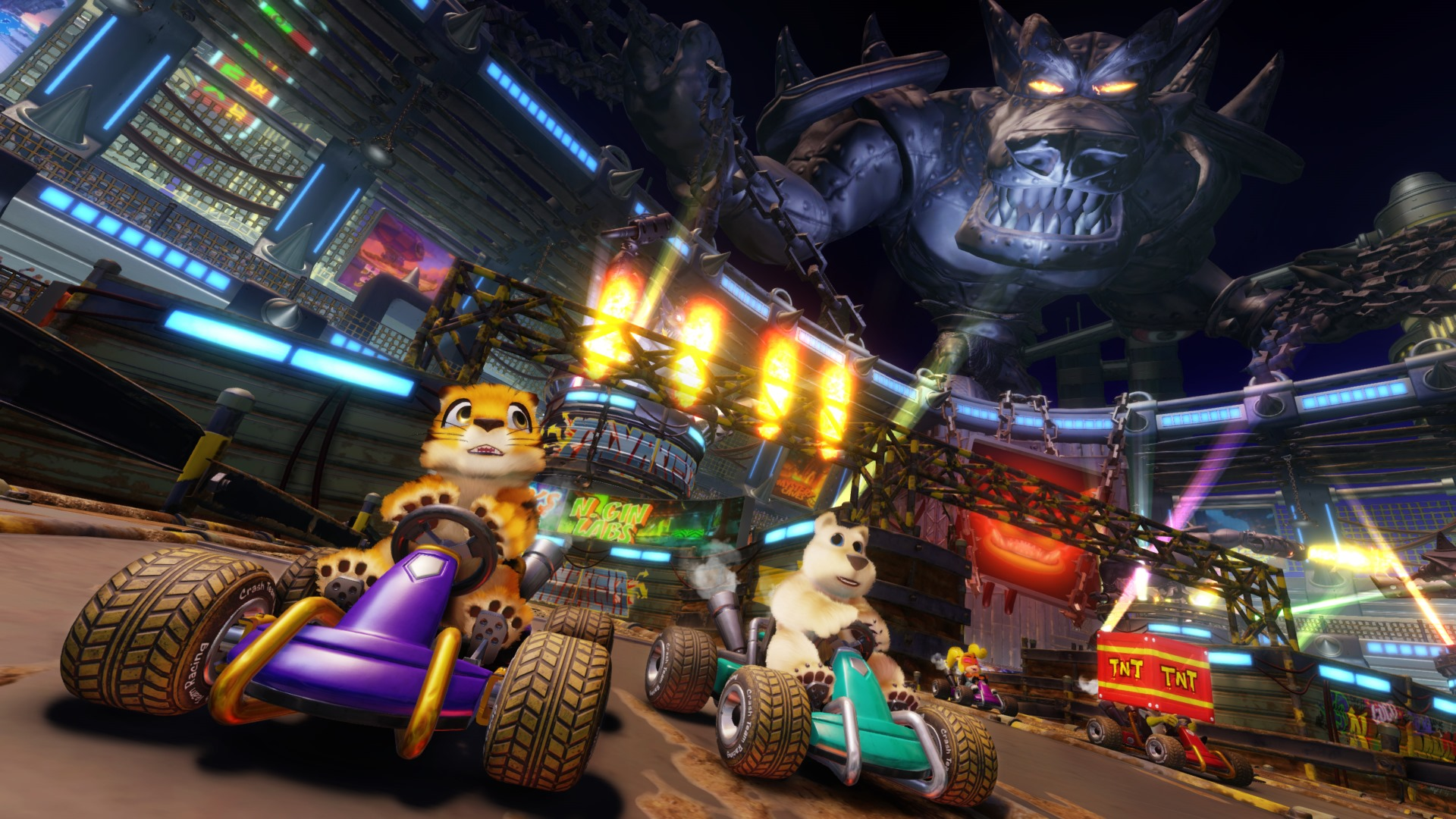 Activision, arcade, Beenox, Crash Team Racing: Nitro-Fueled, Crash Team Racing: Nitro-Fueled Review, Driving, PS4, PS4 Review, Racing, Rating 8/10, SEGA