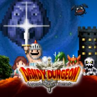 Action, Dandy Dungeon – Legend of Brave Yamada –, Dandy Dungeon – Legend of Brave Yamada – Review, DMM GAMES, Nintendo Switch Review, Onion Games, Puzzle, Rating 8/10, RPG, strategy, Switch Review
