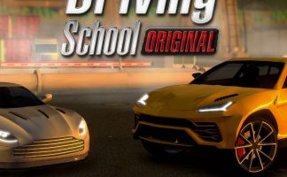 arcade, driving, driving school original, driving school original review, nintendo switch review, racing, sc ovilex soft, simulation, switch review,