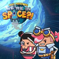 adventure, daedalic entertainment, daylight studios, holy potatoes!, holy potatoes! we're in space?!, holy potatoes! we're in space?! review, indie, nintendo switch review, rising star games, simulation, space, strategy, switch review,