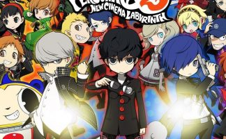 3DS Review, adventure, ATLUS, Deep Silver, Nintendo 3DS Review, Persona Q2: New Cinema Labyrinth, Persona Q2: New Cinema Labyrinth Review, Rating 8/10, Role Playing Game, RPG, SEGA