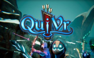 3D, Action, Blueteak, casual, first-person, indie, PlayStation VR, PS4, PS4 Review, PSVR, PSVR Review, QuiVr, QuiVr Review, Shooter, simulation, The Munky, VR, Video Game, Video Game Review,