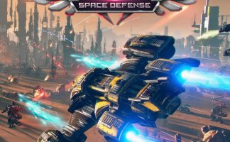 2D, Action, arcade, Istom Games, Nintendo Switch Review, Rating 8/10, Red Siren: Space Defense, Red Siren: Space Defense Review, Shoot 'Em Up, Shooter, Switch Review