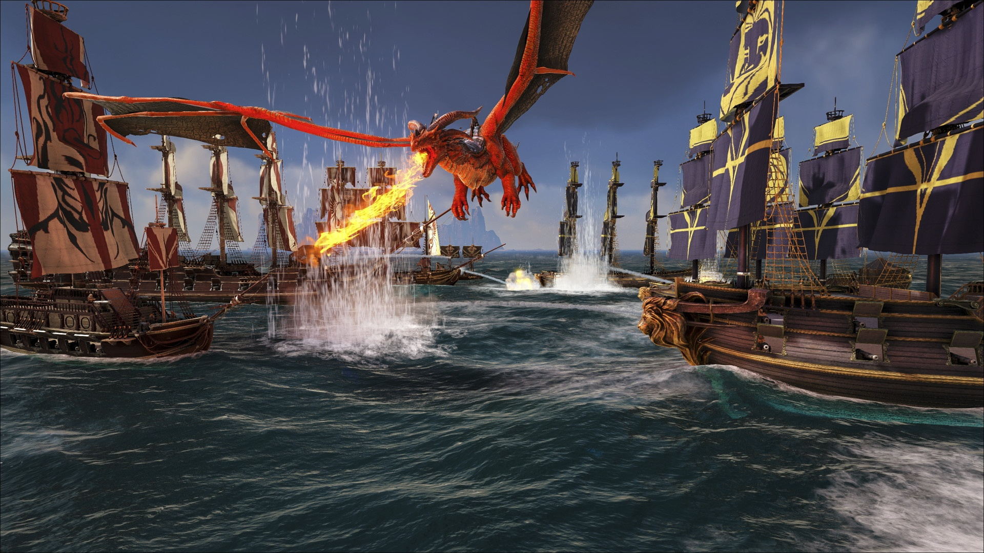 Action, adventure, Early Access, Grapeshot Games, Instinct Games, Massively Multiplayer, MMO, open world, PC, PC Review, Pirates!, Role Playing Game, RPG, Studio Wildcard, survival