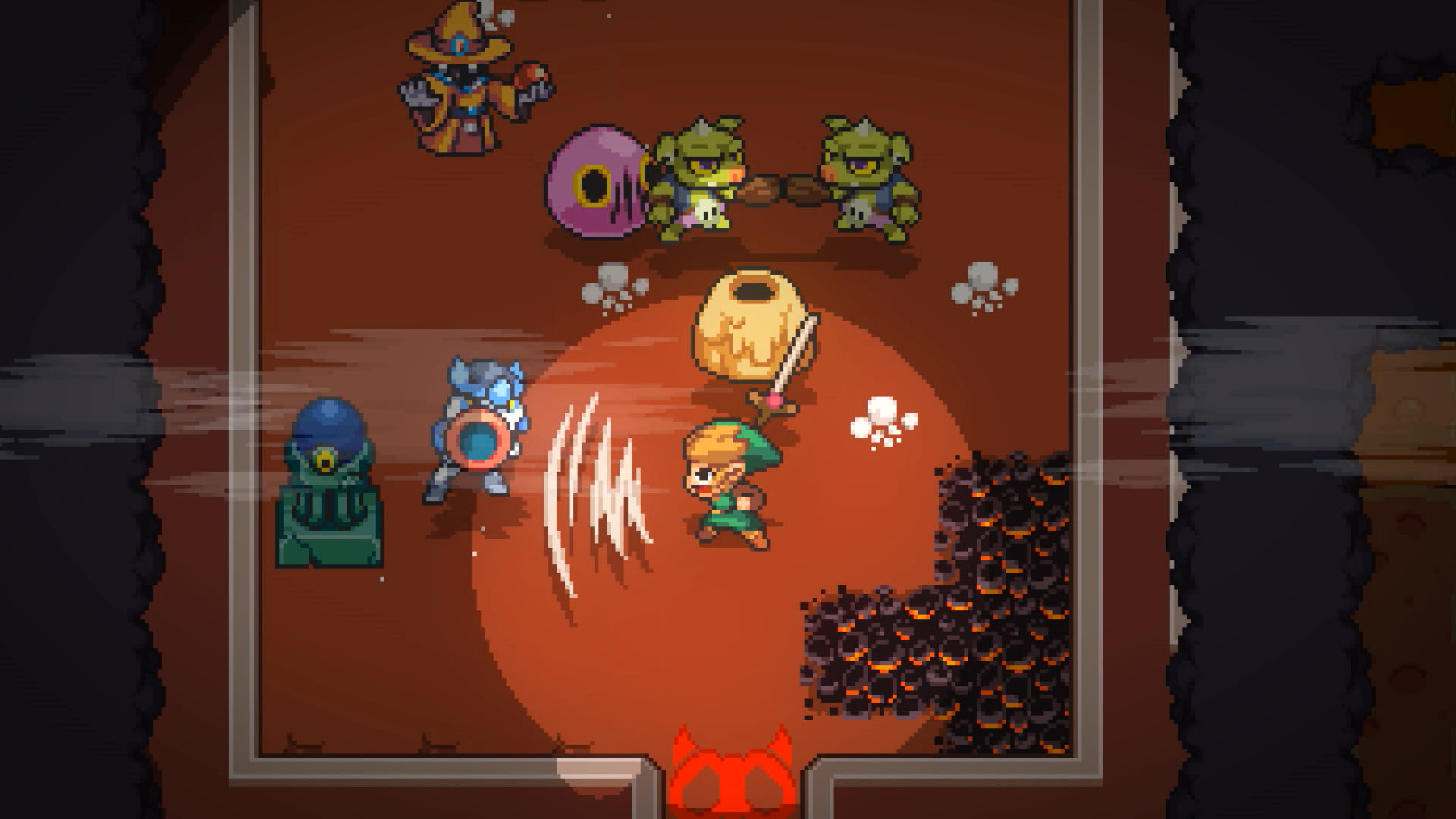 Action, adventure, Brace Yourself Games, Cadence of Hyrule, Cadence of Hyrule – Crypt of the NecroDancer Featuring The Legend of Zelda, Cadence of Hyrule – Crypt of the NecroDancer Featuring The Legend of Zelda Review, Music, Nintendo, Nintendo Switch Review, Rating 10/10, Rhythm, Switch Review