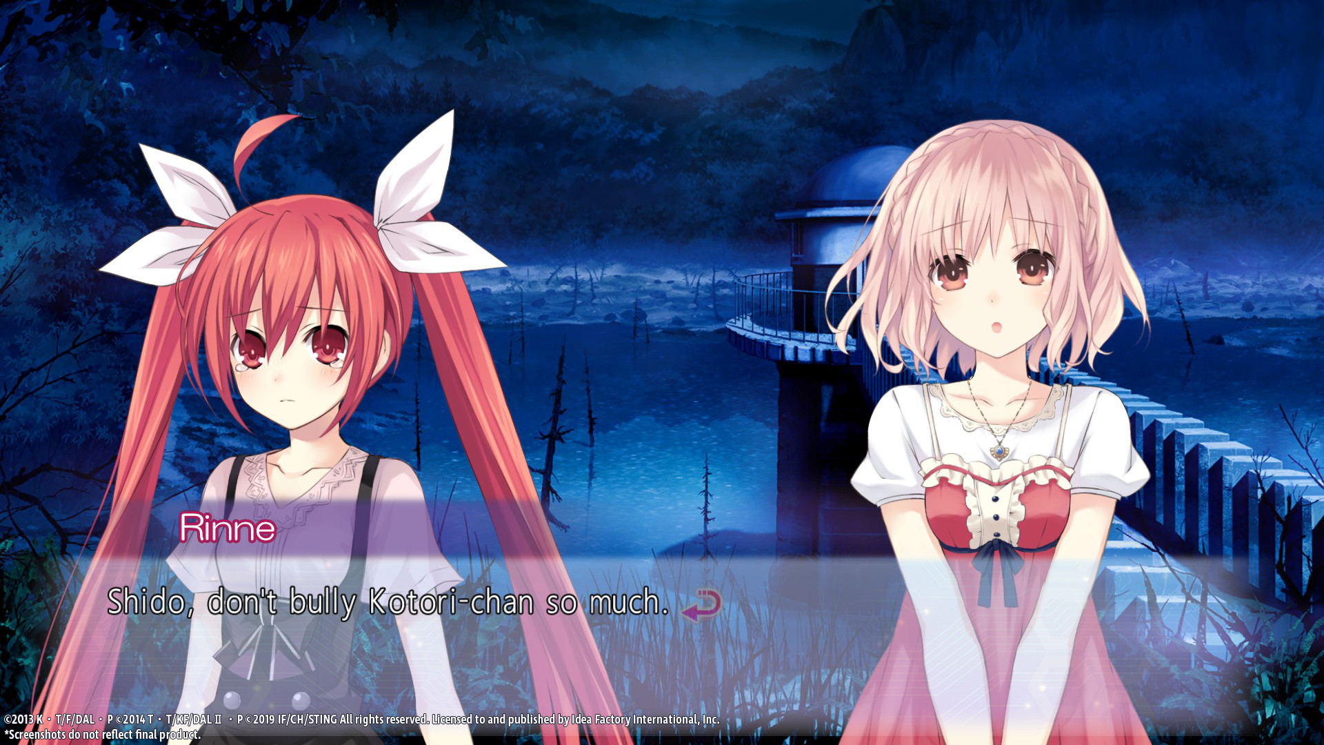 anime, Compile Heart, DATE A LIVE: Rio Reincarnation, DATE A LIVE: Rio Reincarnation Review, Idea Factory, PS4, PS4 Review, Sexual Content, simulation, Sting, Visual Novel