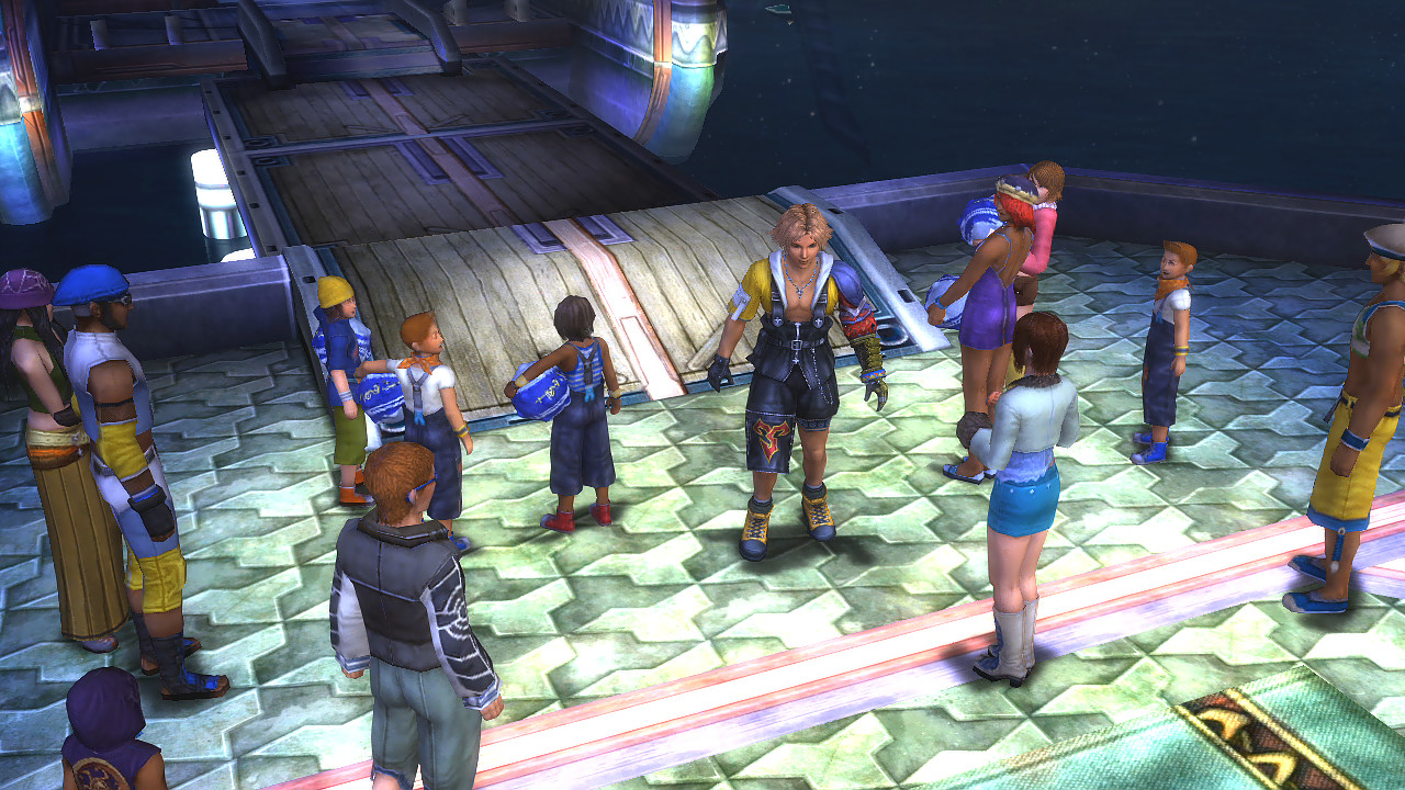 FINAL FANTASY X, FINAL FANTASY X | X-2 HD Remaster, FINAL FANTASY X | X-2 HD Remaster Review, FINAL FANTASY X-2, jrpg, Nintendo Switch Review, RPG, Square Enix, Story Rich, Switch Review, Turn-Based Combat