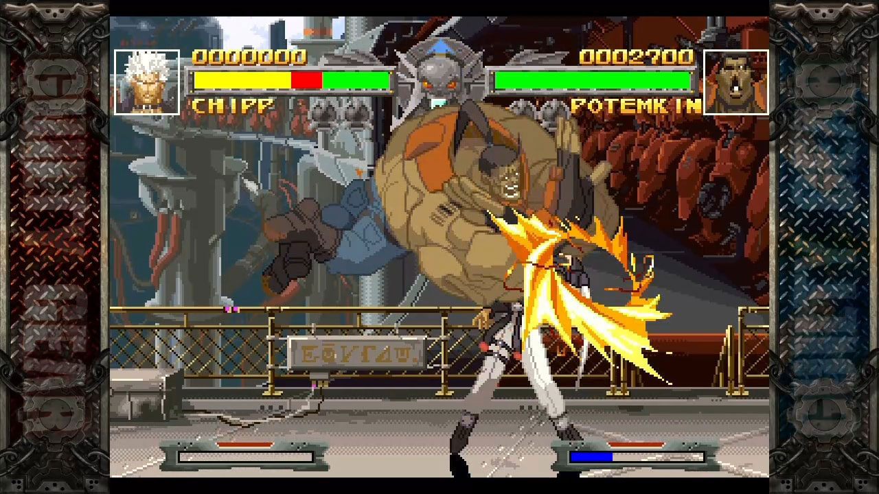 2D, Action, Arc System Works, arcade, Fighting, Guilty Gear, Guilty Gear Review, Nintendo Switch Review, PQube, Rating 6/10, Switch Review