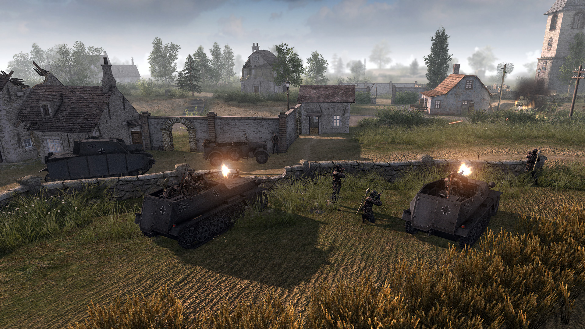 1C Company, Action, Digitalmindsoft, Men of War: Assault Squad 2, Men of War: Assault Squad 2 – Ostfront Veteranen, Men of War: Assault Squad 2 – Ostfront Veteranen Review, Military, PC, PC Review, Real-Time Strategy, RTS, simulation, Singleplayer, strategy, War, World War II